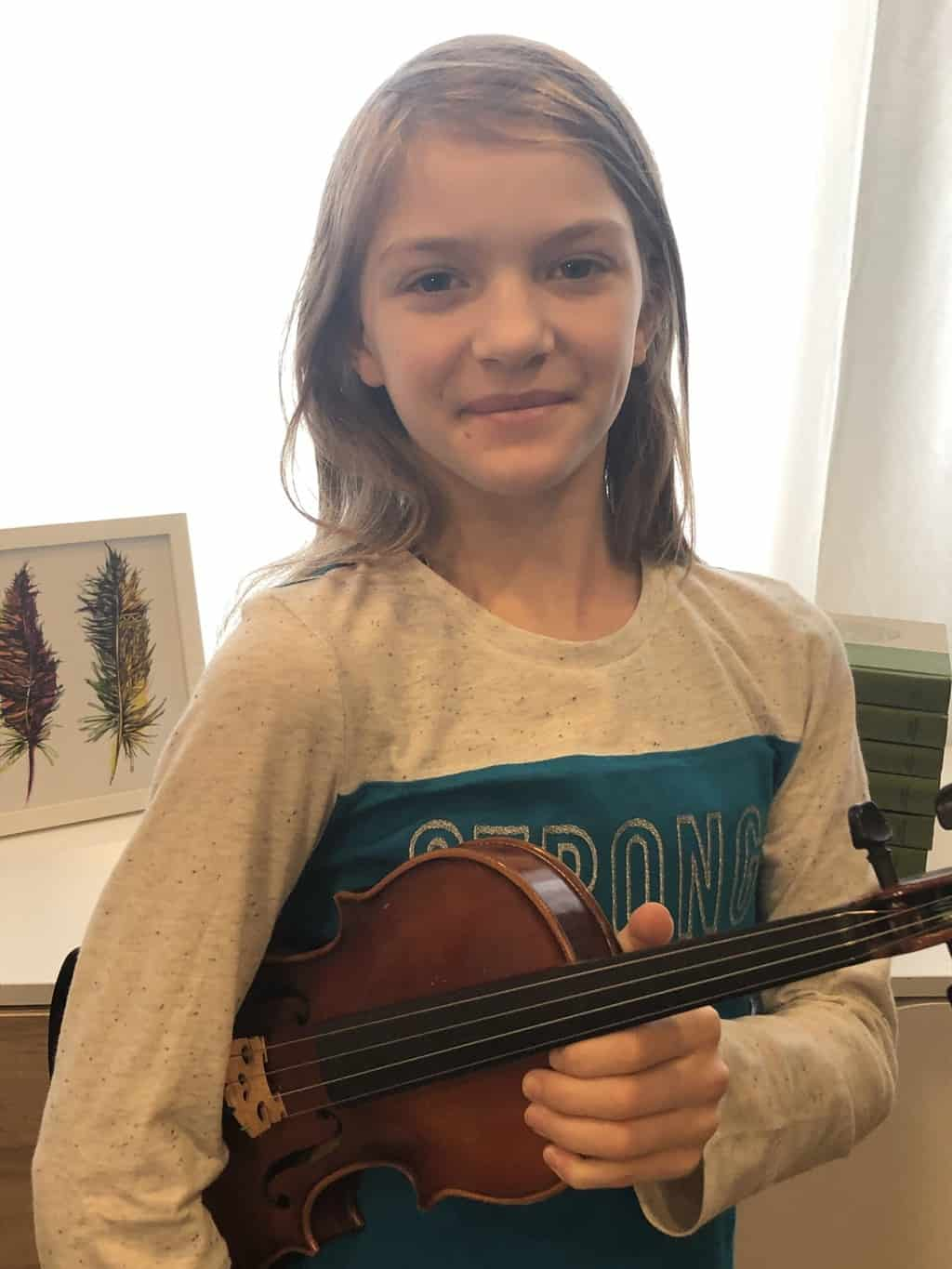 200 Fingers & Toes » Blog Archive Violin Lessons Like No